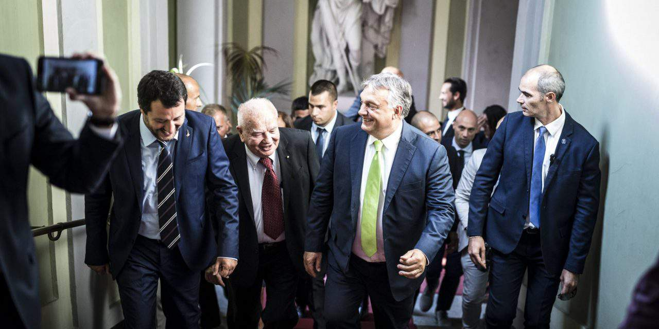 Orbán praises Italy's migration policy