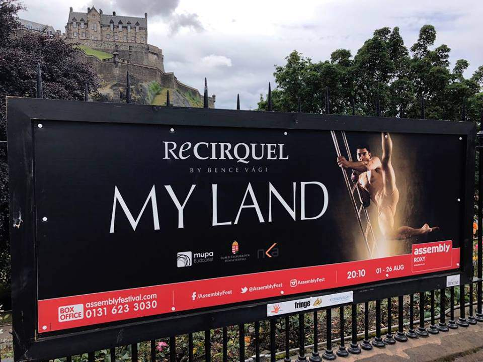 recirquel, edinburgh, festival