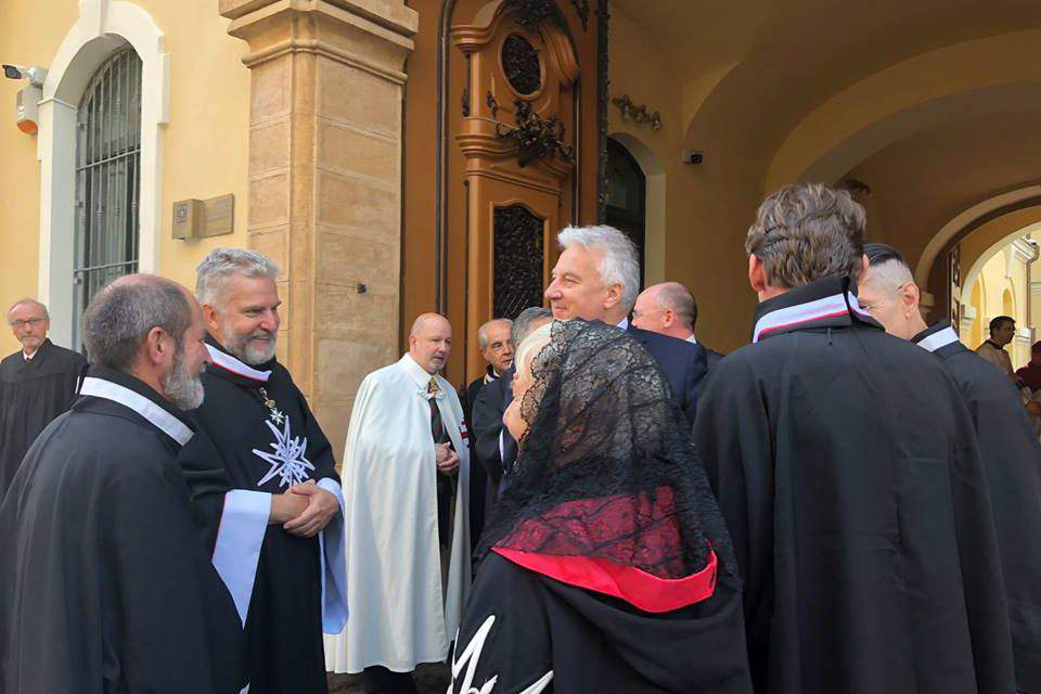 Deputy Prime Minister attends inauguration of Timisoara bishop