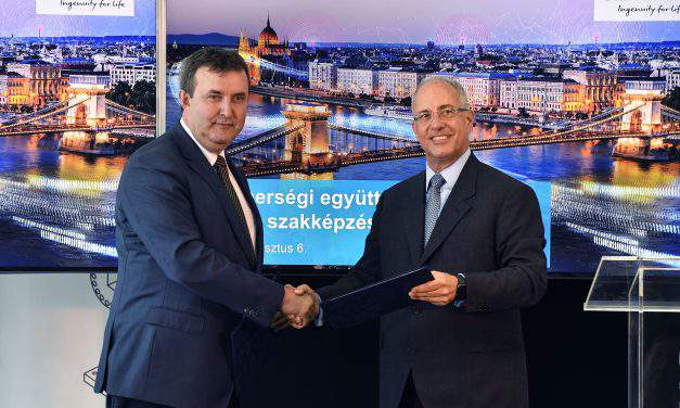 Innovation Ministry and Siemens sign partnership agreement on dual training