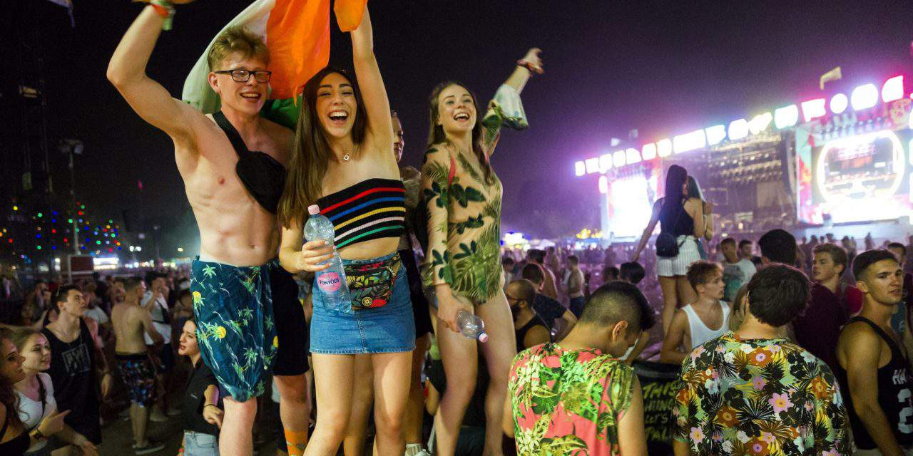 Six foreigners arrested at Sziget Festival on drug-related charges