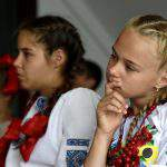 Ukrainian kids summer camp