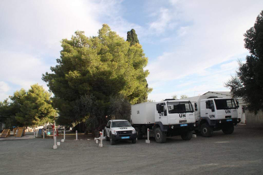 Hungarian Peacekeepers in Cyprus