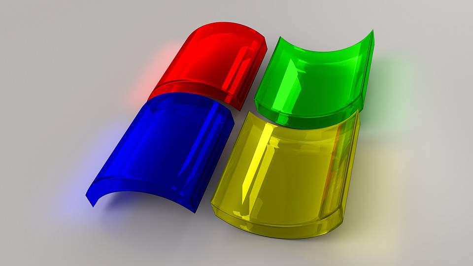 logo, microsoft, windows