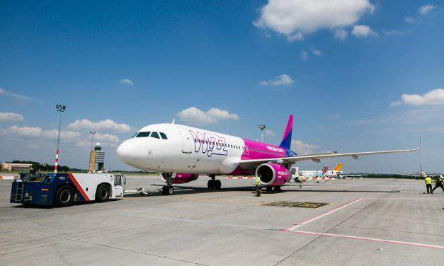 Wizzair Rome flight makes unscheduled landing in Budapest