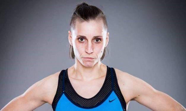 Amazing! Hungarian kick-boxer becomes World Champion