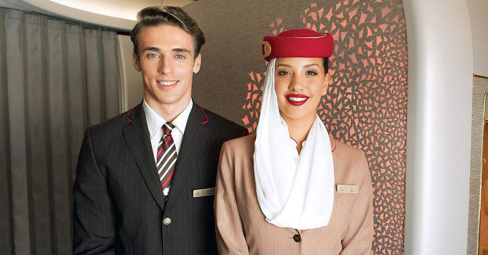 working for emirates cabin crew