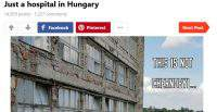9gag hungarian hospital post