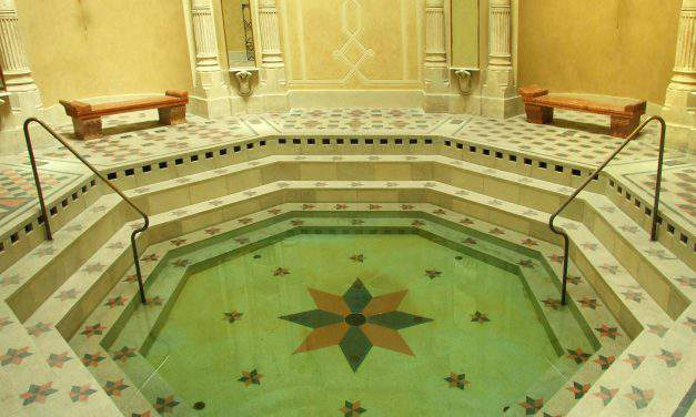 The historic Rác Baths planning to reopen in 2019