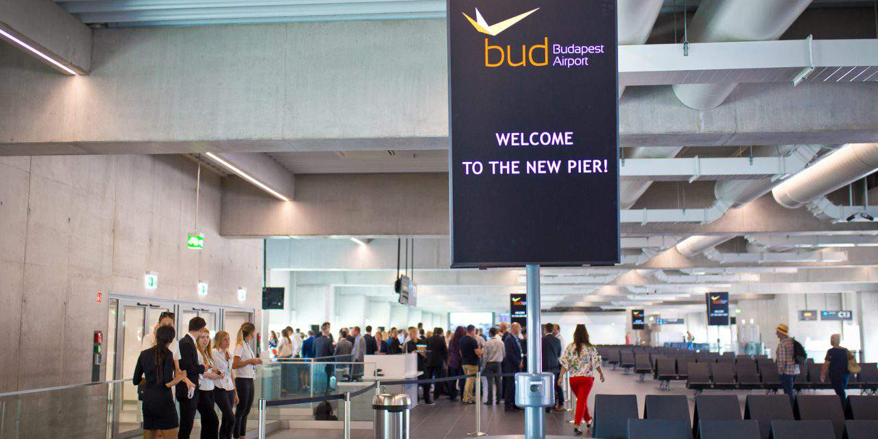Will Budapest Airport be moved from Ferihegy?