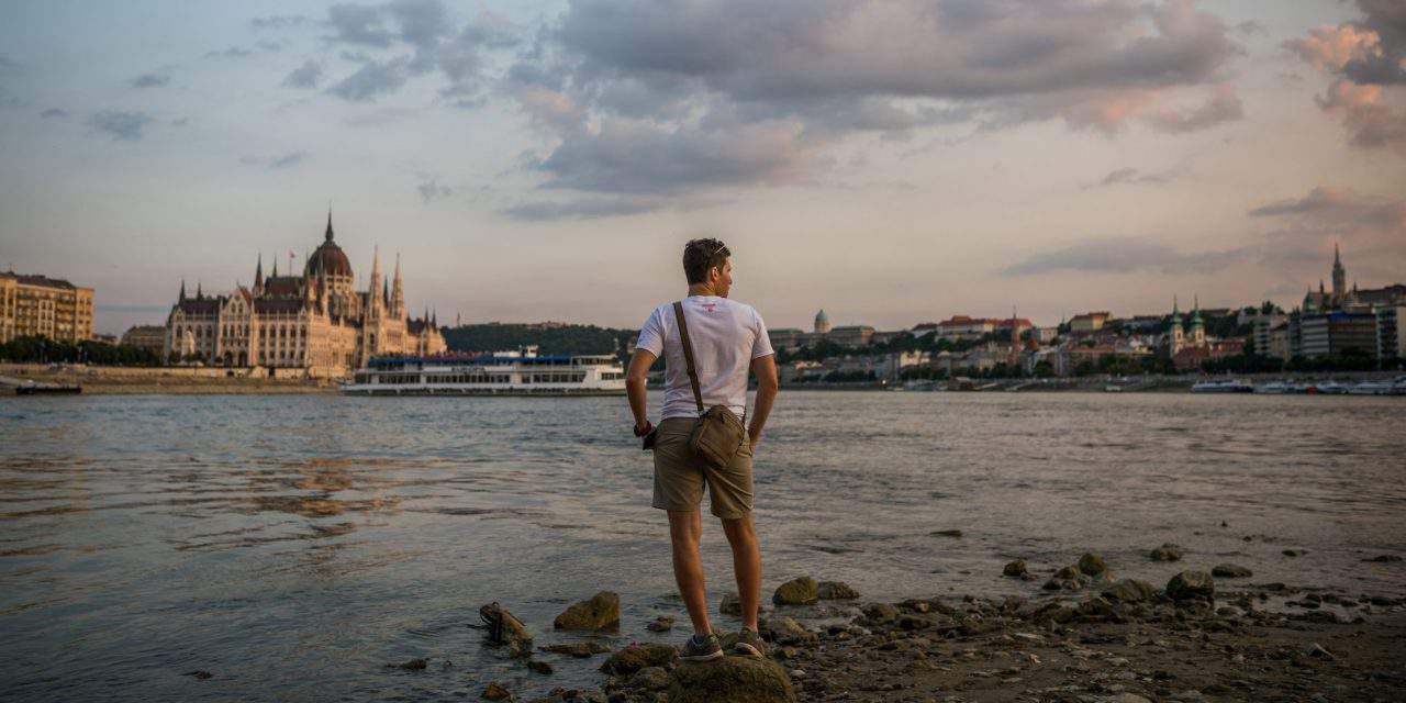 Global warming: how much hotter is Budapest?