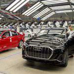 Audi Győr factory