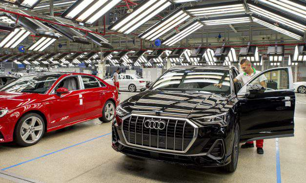 Audi will also be manufacturing electric vehicles in Hungary