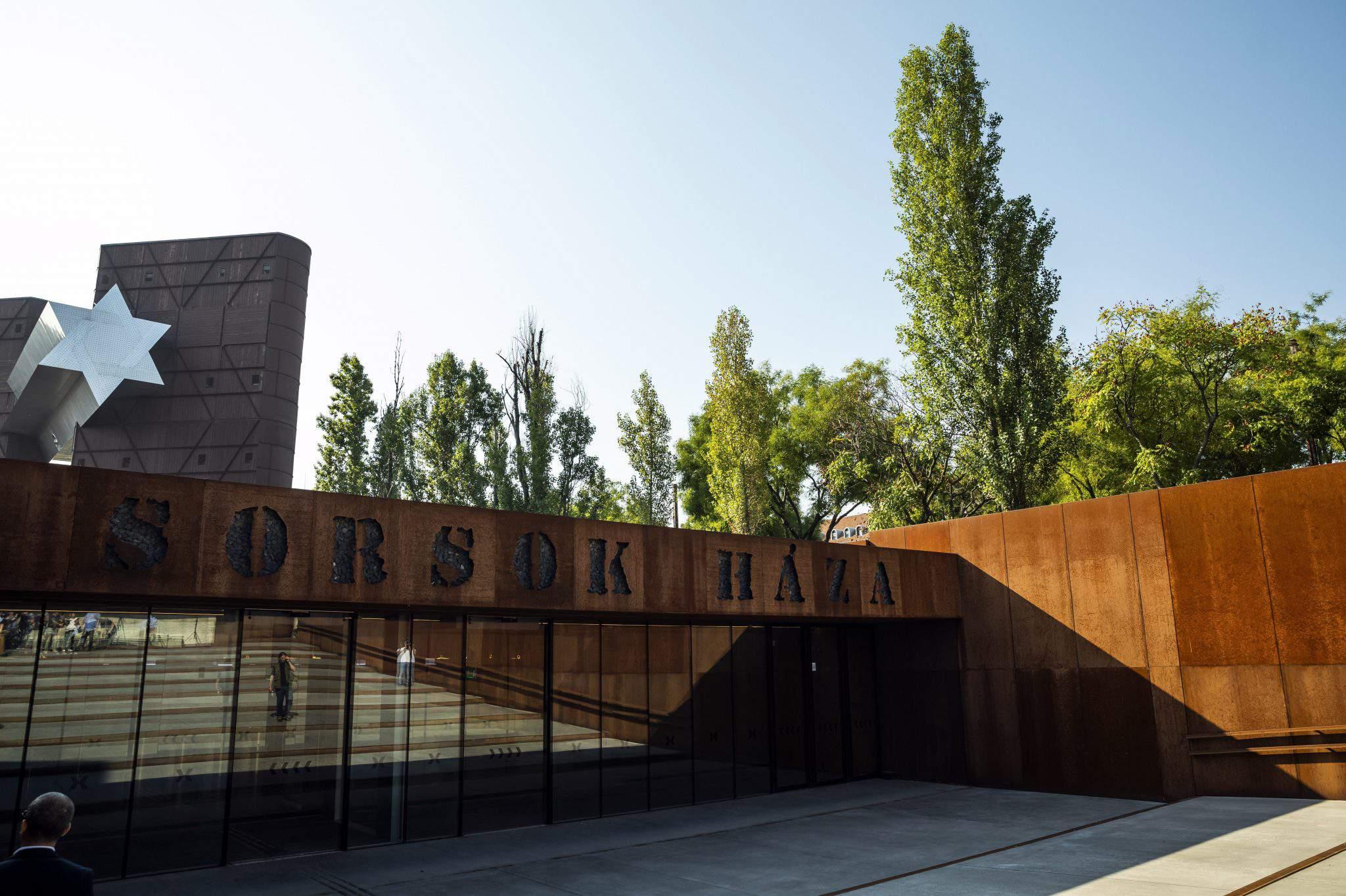 Budapest's House of Fates, a Holocaust memorial museum