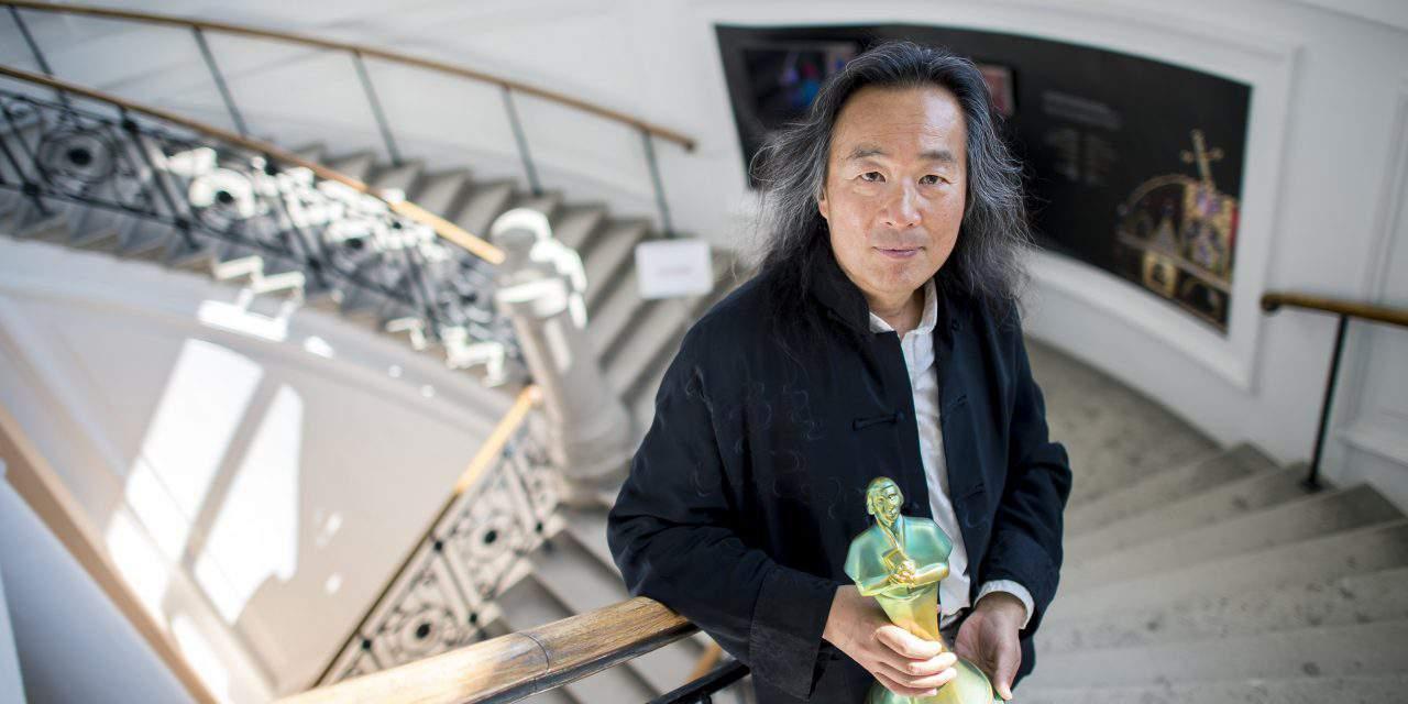 Chinese poet awarded Janus Pannonius Prize
