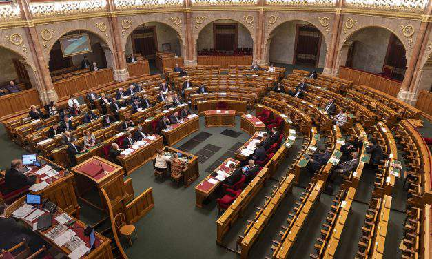 Hungarian parliament to vote on law for foreign investments with security risks