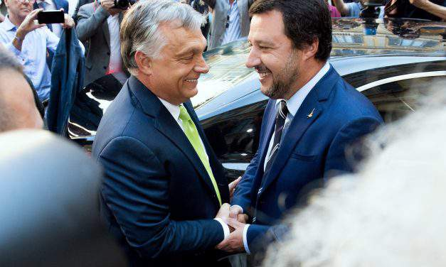 CNN: Right-wing populists Orbán and Salvini could tear EU apart