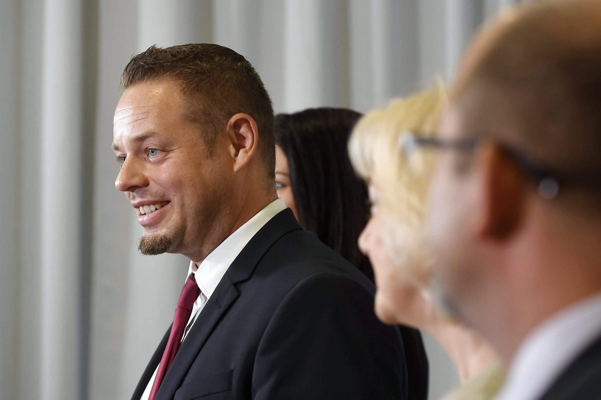 László Keresztes LMP leader