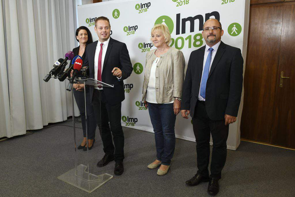 Green opposition LMP party elects Keresztes group leader ...