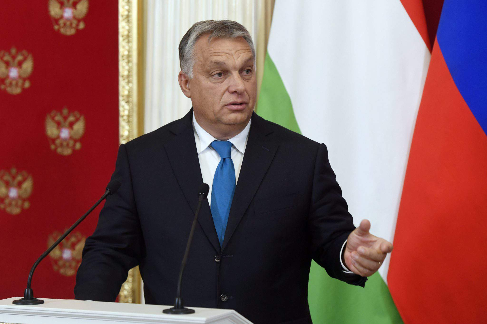 Orbán Moscow