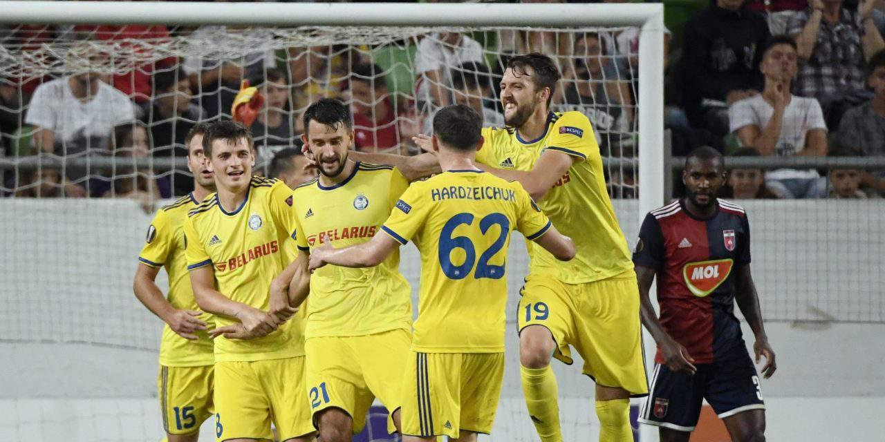 Europa League: Vidi went down 0-2 to Belarusian side BATE