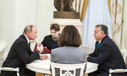 Orbán: Hungary appreciates Russia ties