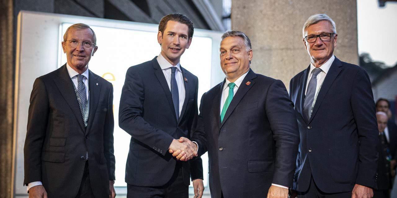 Orbán cabinet: Austria migration proposal 'more realistic'