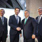 Summit of EU leaders in Salzburg – Orbán: Hungary insists on right to protect border
