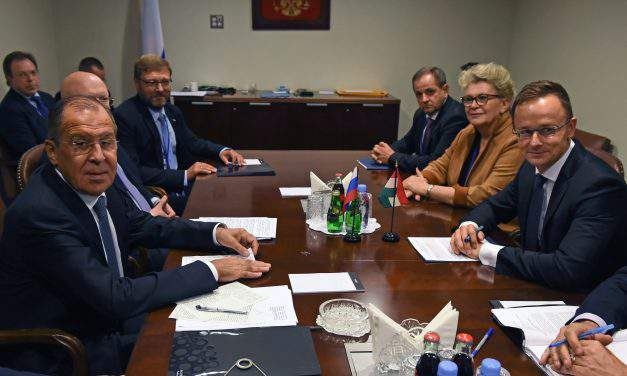 Hungarian FM Szijjártó meets Russian counterpart, US Ambassador to UN – UPDATE