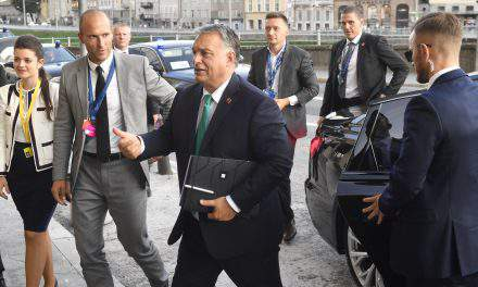 Orbán: 'No need for Frontex to protect border for us' – EU summit in Salzburg