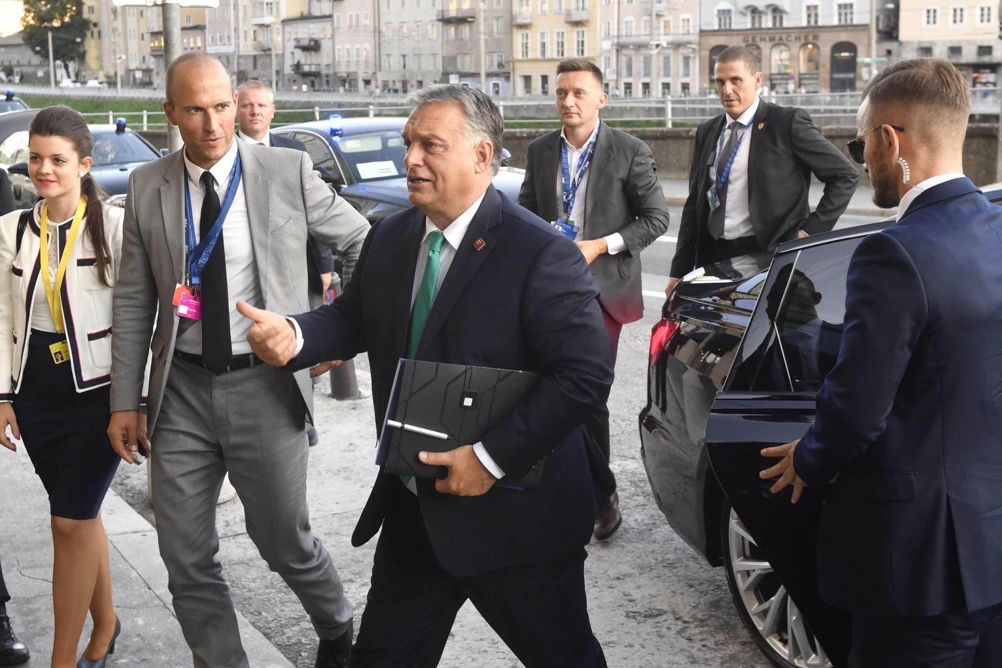 Orbán Salzburg