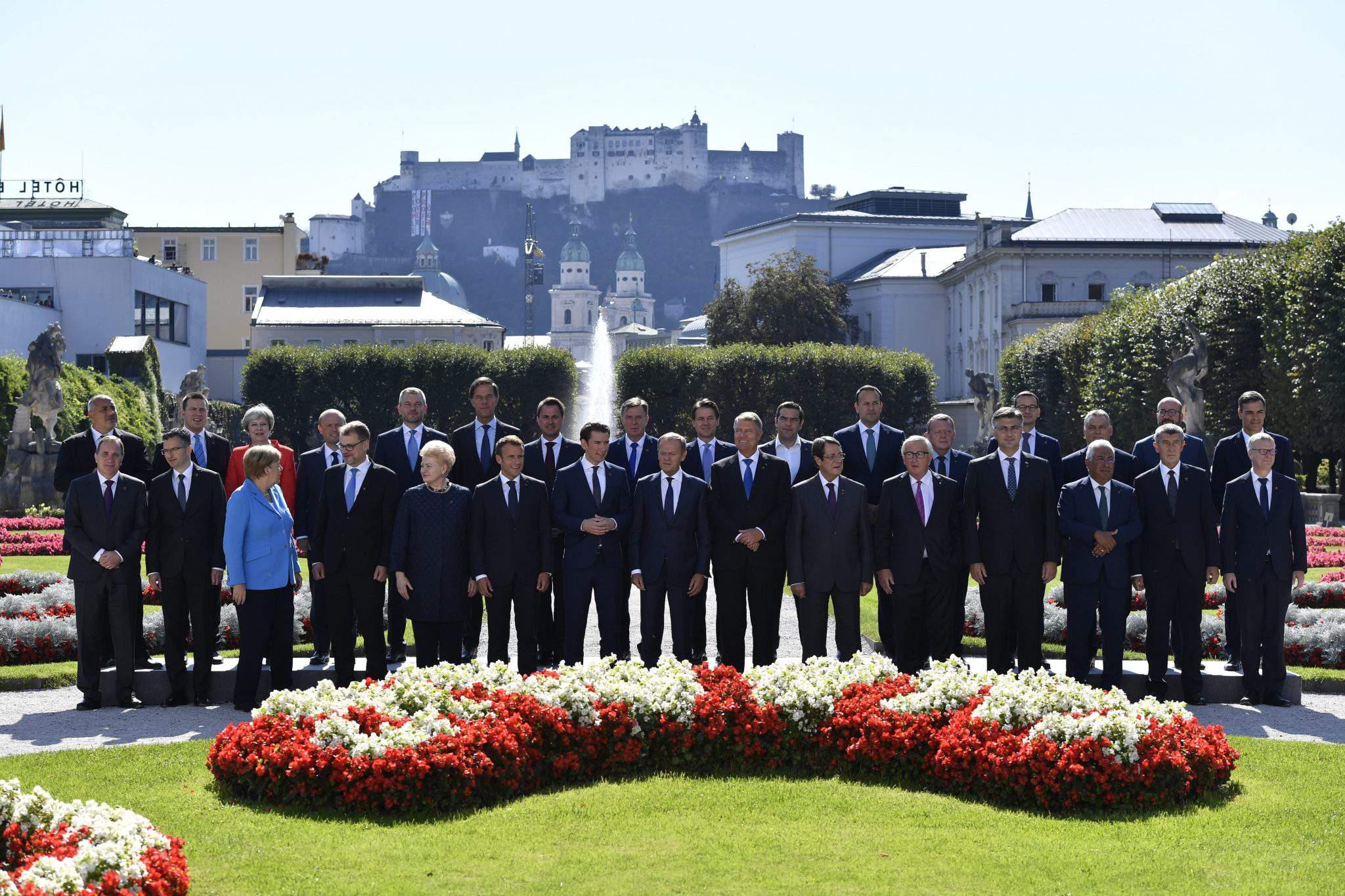 Salzburg EU summit