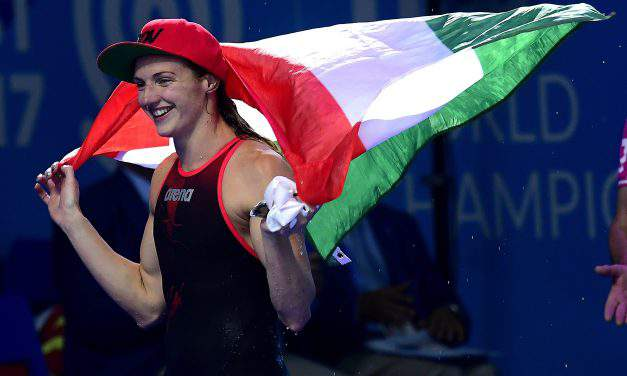 World champion swimmers coming to Budapest – 2018 FINA Swimming World Cup