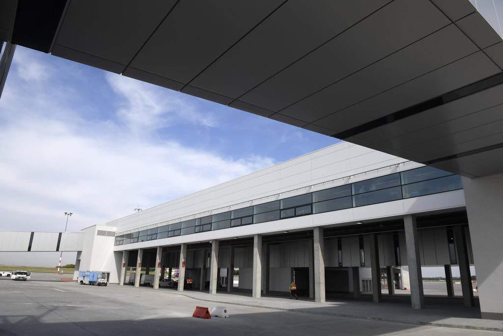 Liszt Ferenc International Airport, Budapest, Hungary