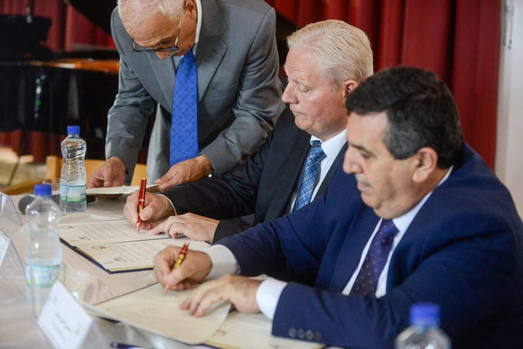 Budapest, Bethlehem mayors sign twin city accord