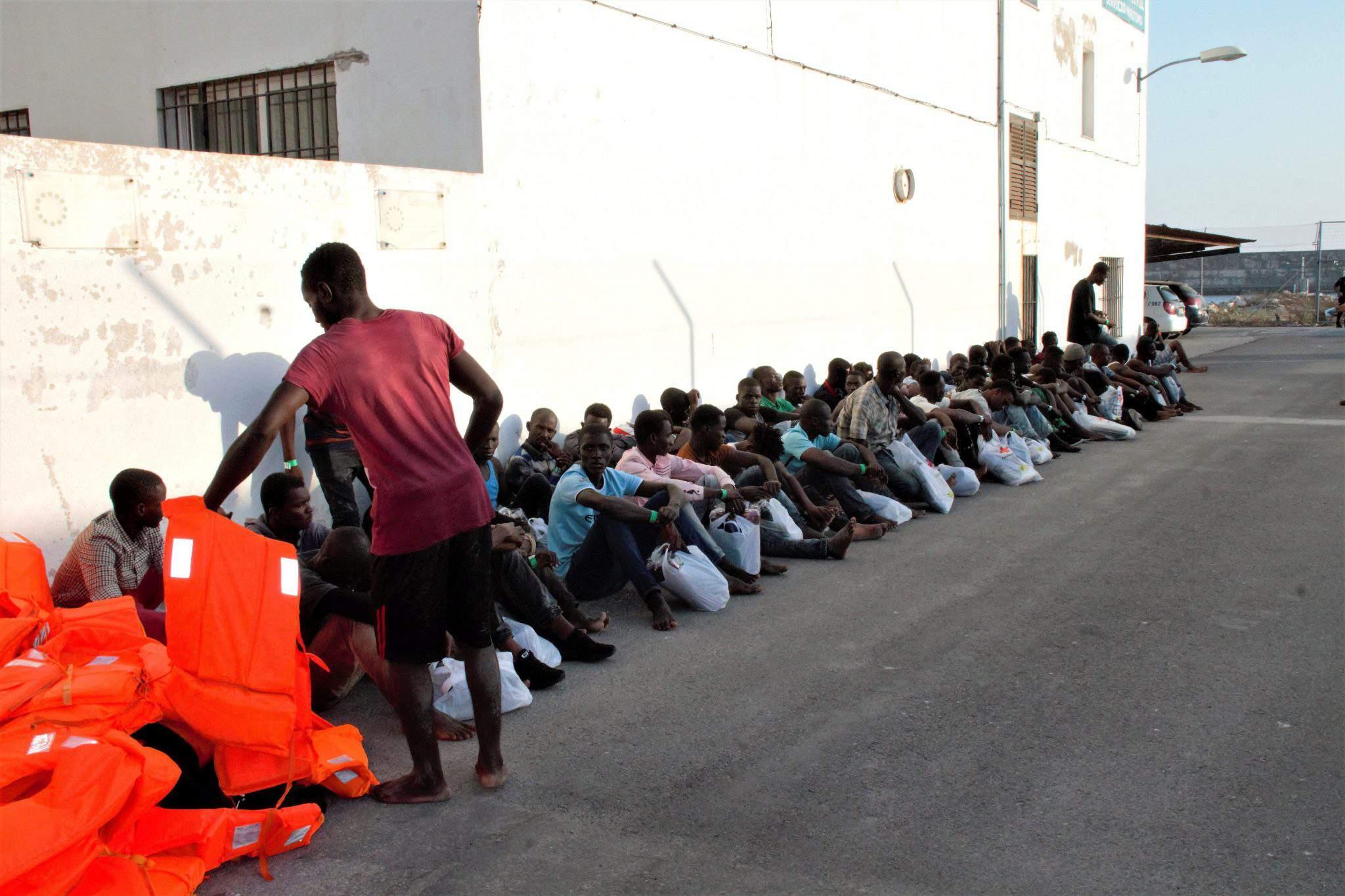 migration Spain