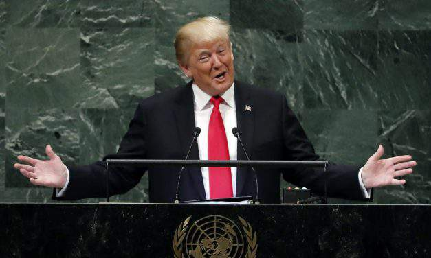 Trump's UN speech brings 'new complexion' to debate, says Hungarian foreign minister
