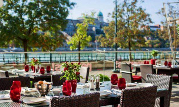 The best business lunches in Budapest