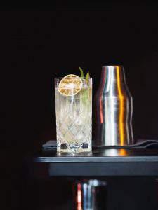 Agárdi rum, whisky, gin