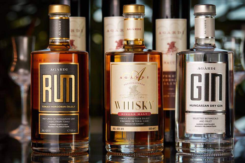 Hungary to excel in gin, whisky and rum production?