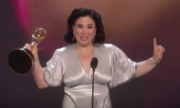 Emmy 2018: Hollywood actress speaks Hungarian! – VIDEO