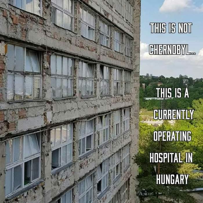 9gag hungarian hospital