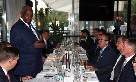 Hungarian-Ugandan economic ties strengthened over dinner