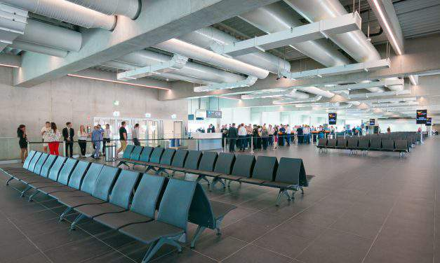 Great! Budapest Airport expanded by more than 10,000 square meters – Photos
