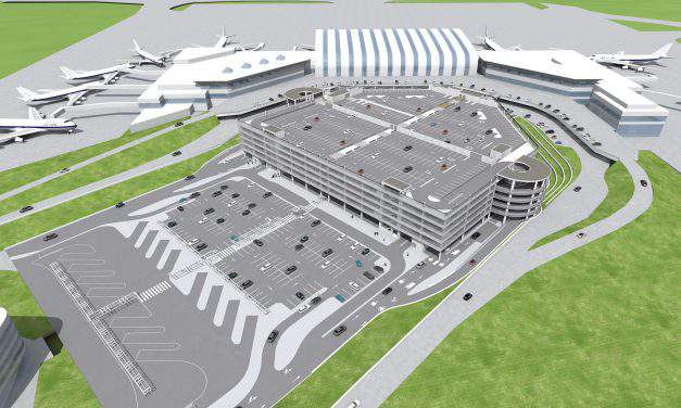 Great news! Budapest Airport to build six-story car park
