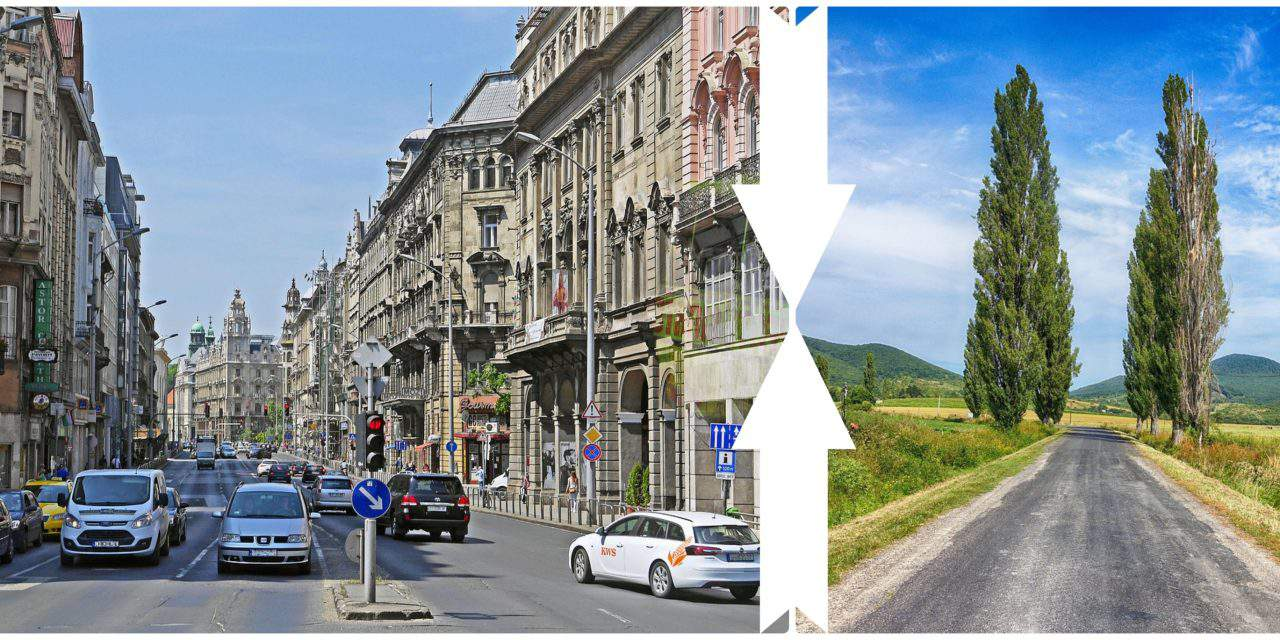 The ever-growing financial divide in Hungary