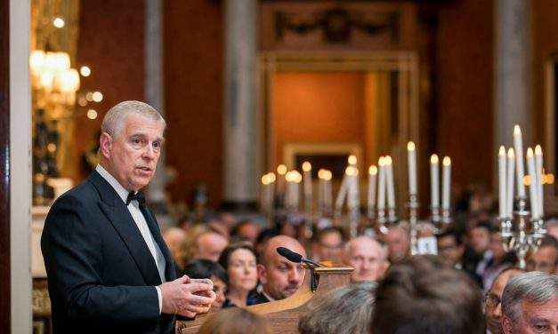 Duke of York to visit Hungary next week