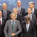 Ecofin economy meeting
