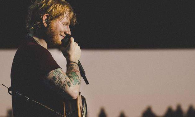 Great! Ed Sheeran to headline Sziget Festival 2019!