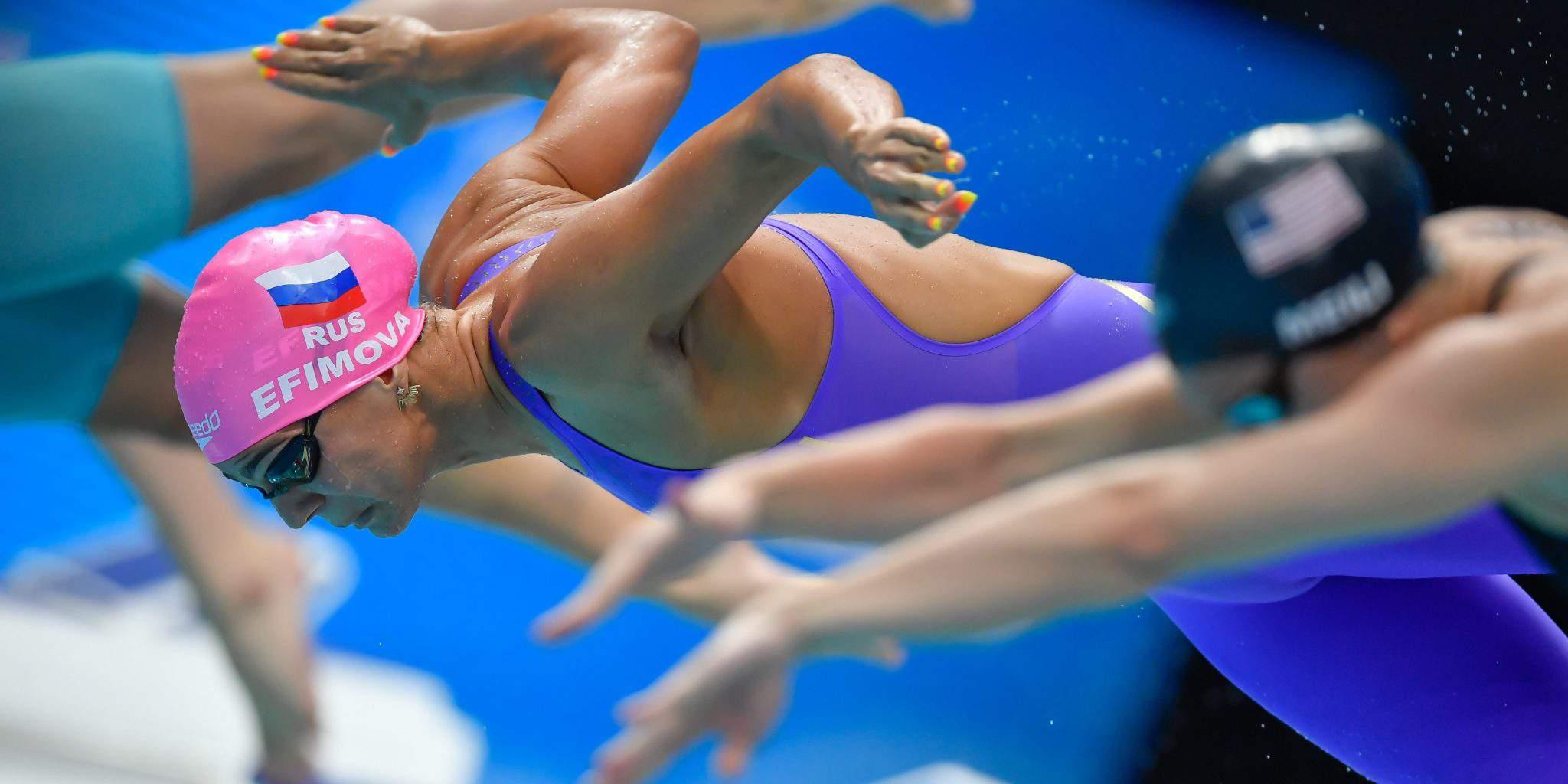 FINA Swimming World Cup Budapest